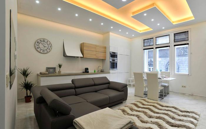 City Center Designer Dream Home (w 2BR and 2Bath), Budapest