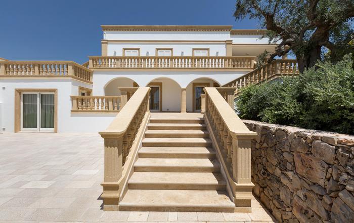 Villa Baia Verde, Parabita