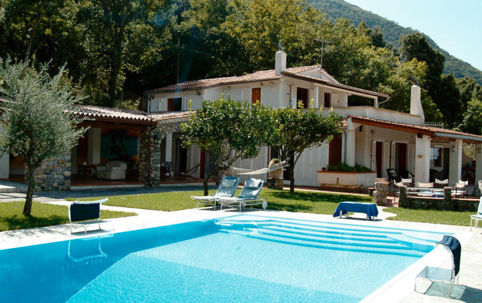 Villa Caterina- Villa+bungalow, Maratea