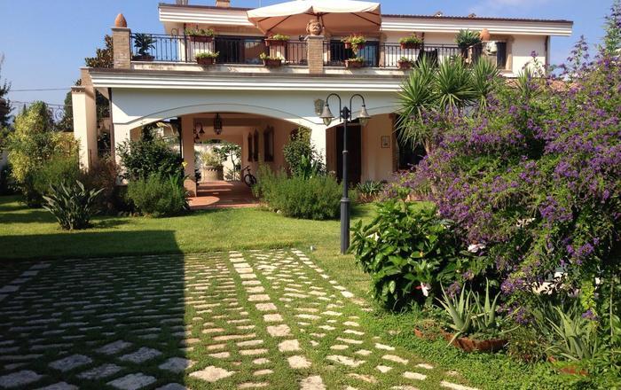 Villa La Sila, Palmi