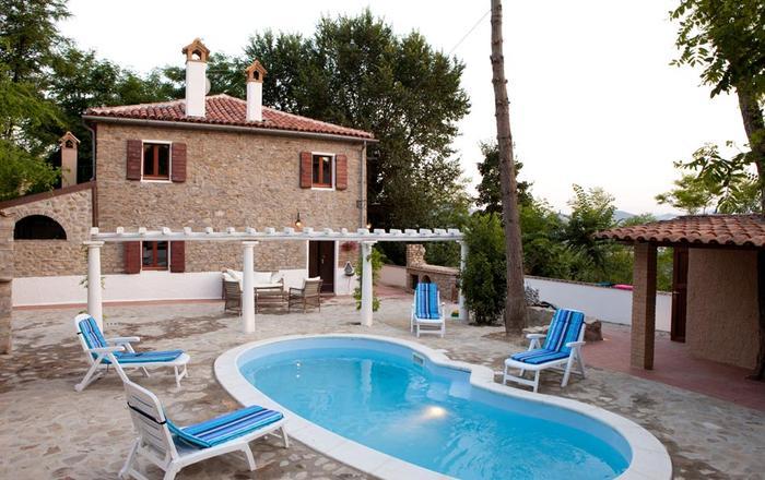 Villa Rimini, Rimini Area