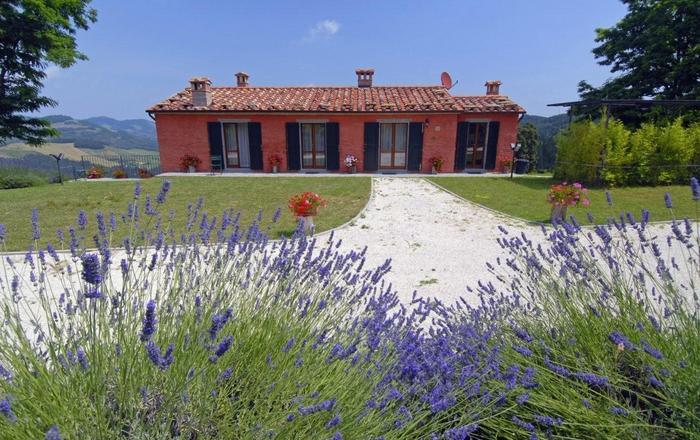 Villa Cati, Faenza