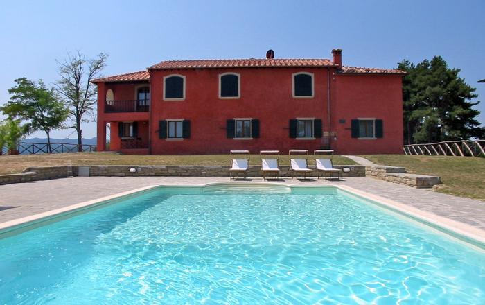 Casa Alata 1 + 2 Whole Villa, Faenza