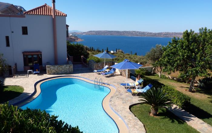 Villa Sibylla, Chania