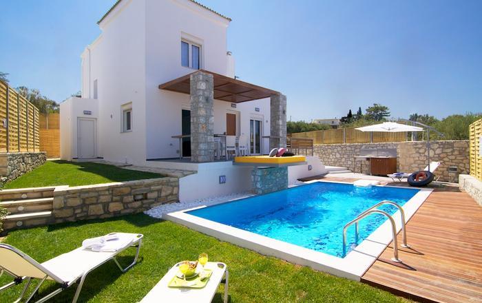 Villa Alexios, Rethymno Area