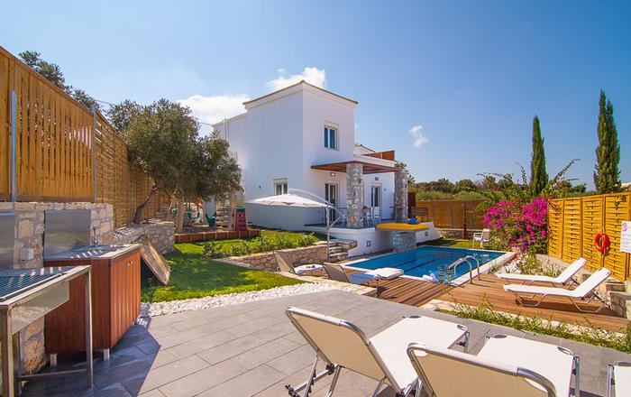 Villa Ophelia, Rethymno Area