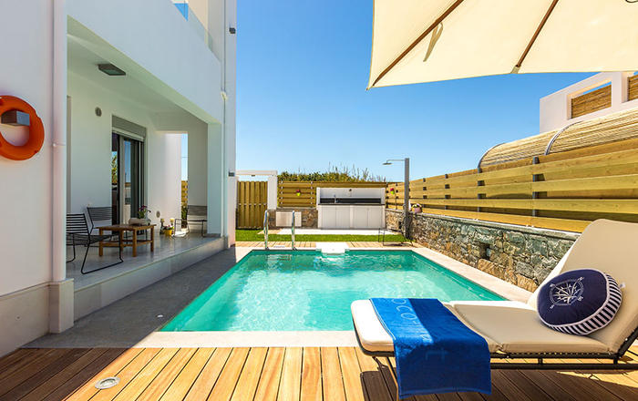 Residence Olympia - Iole, Rethymno Area, Crete