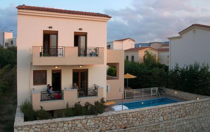 Villa Agnes, Rethymno Area