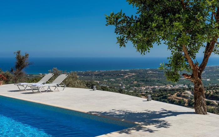 Villa Eurybia, Rethymno Area