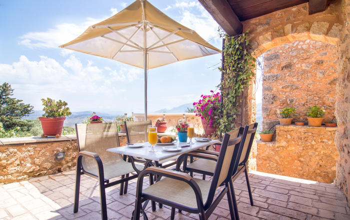 Residence Thalassa - Delia, Chania Area