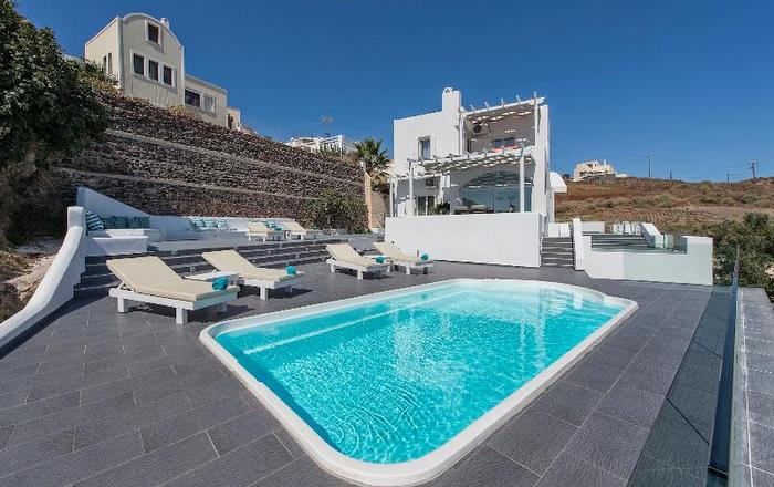 Villa Elysia, Santorini South Area