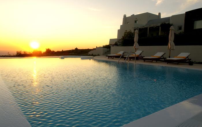 Villa Clio, Santorini South Area
