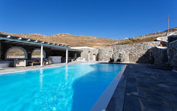 Villa Manolis, Mykonos Area