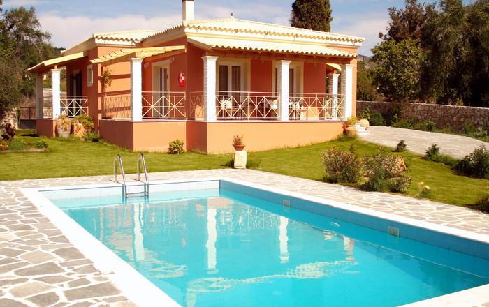 Villa Calantha, Liapades Area