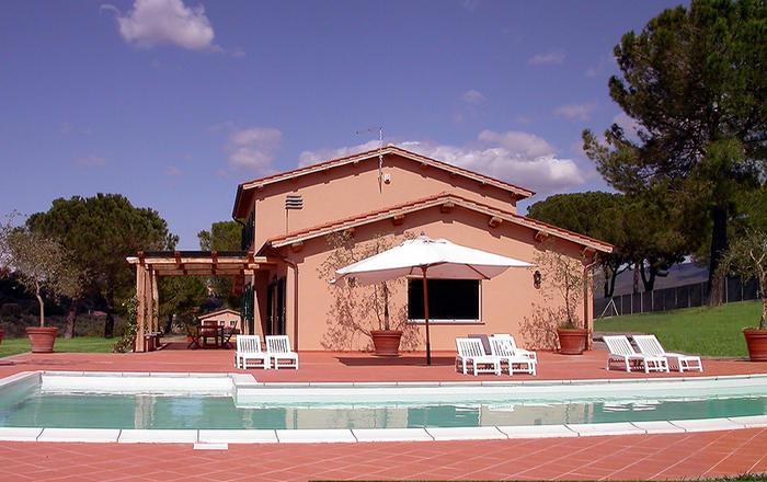 Villa Ulivo, Magliano Sabina