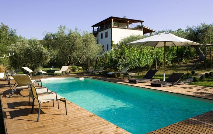 Villa Lodovico, Vitorchiano