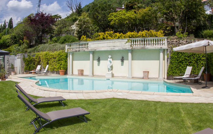Villa Classica, Argegno