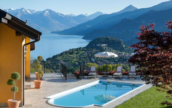 Villa Fiaba, Bellagio, Lake Como