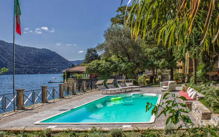 Villa Vanessa - 10 Guests, Moltrasio