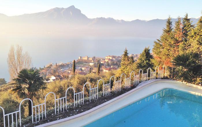 Villa Stupore - 8 Guests, Torri Del Benaco