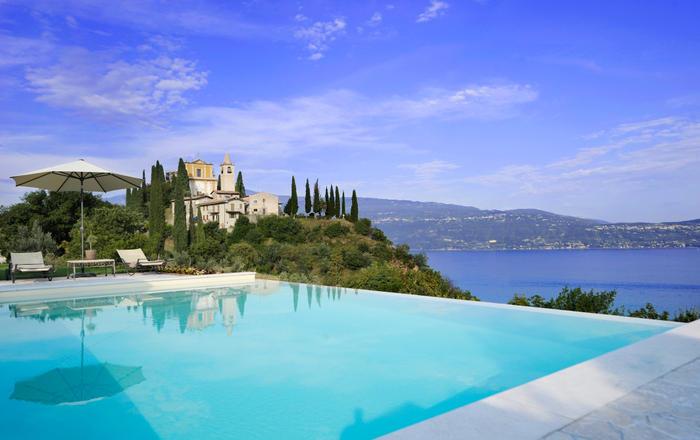 Villa Morella, Toscolano Maderno, Lake Garda