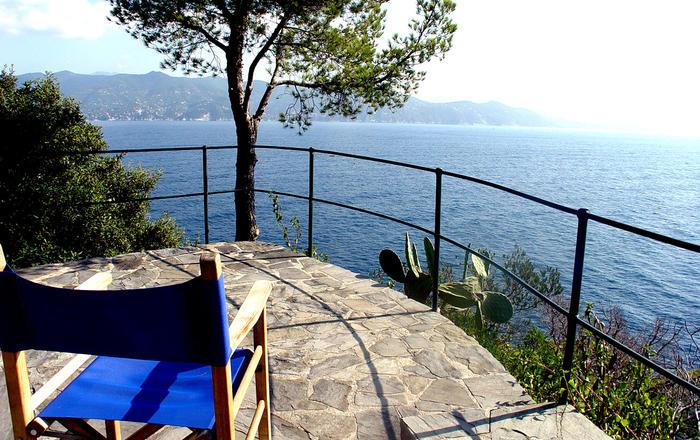 Villa Delfino, Portofino