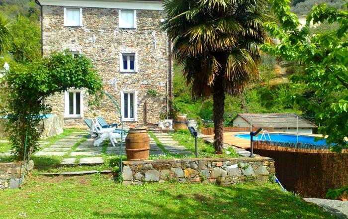 Villa Ghianda, Levanto