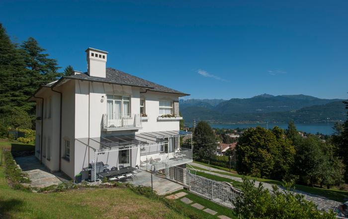 Villa Alvino - 10 Guests, Baveno