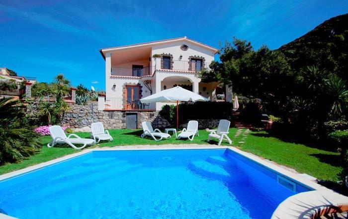 Villa Lubra 13 Guests, Sorrento Area