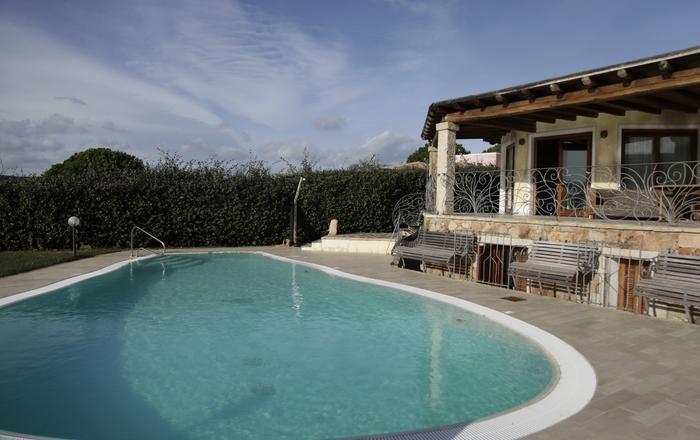 Villa Pipa, Capo Coda Cavallo