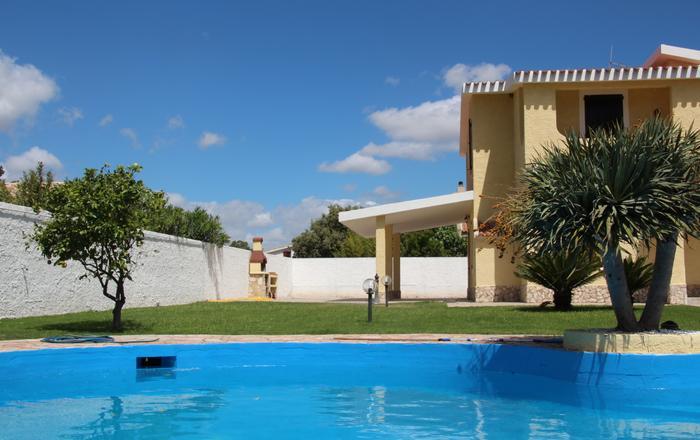 Villa Valeria, Cagliari Area, Sardinia