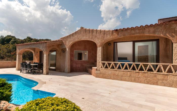 Villa Anzelu 5, Olbia Area, Sardinia