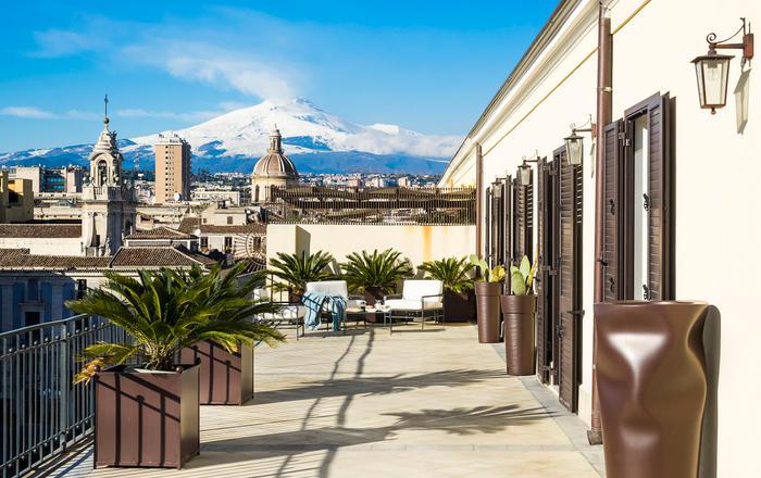 Casa Etna - 2 Guests, Catania