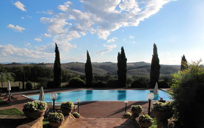 Il Bosco- Whole Villa, Sinalunga