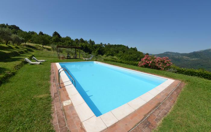 Villa La Terrazza, Lucca Area, Tuscany
