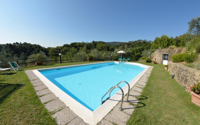 Villa Grillo, Lucca