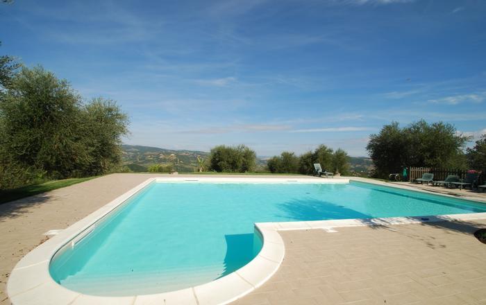 Villa Calisi + Annex, Castel Del Piano