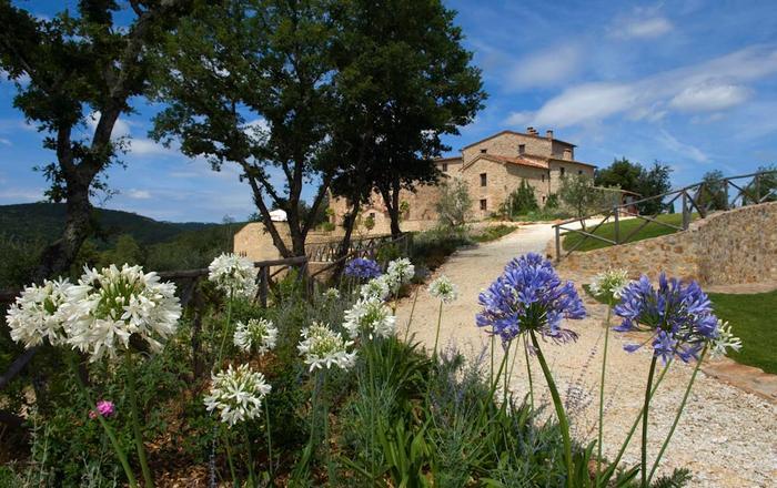 Villa Aldina, Castello Di Tocchi