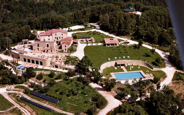 Villa Aldina - 16 Guests, Castello Di Tocchi