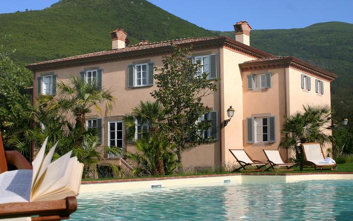 Villa Il Colosso, Lucca