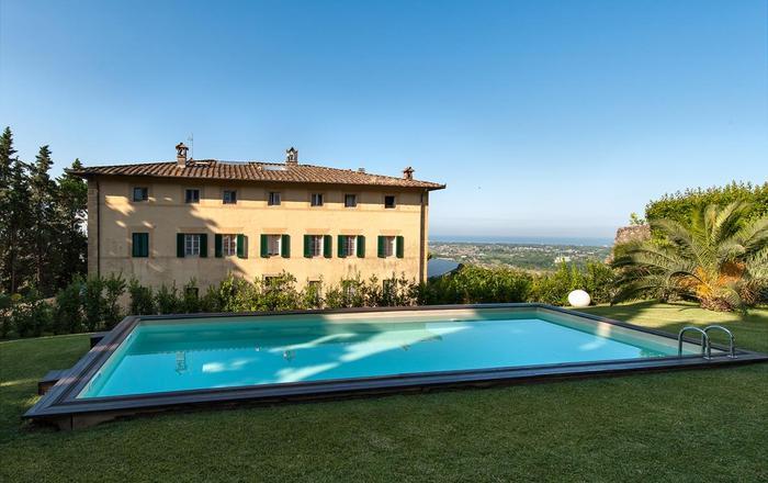 Villa Dei Marmi - 17 Guests, Pietrasanta