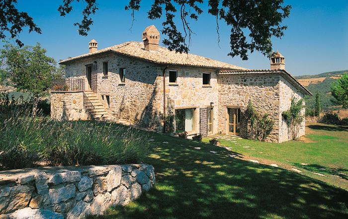 Villa Luca 1+2, Umbertide