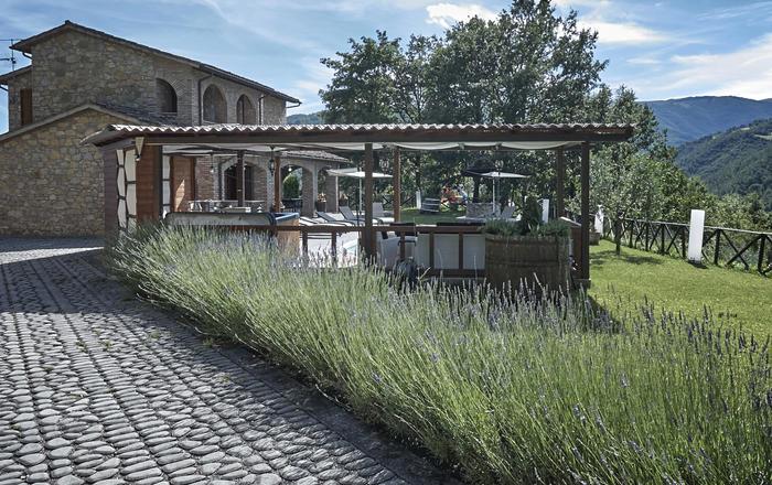 Villa Francesco, Valtopina