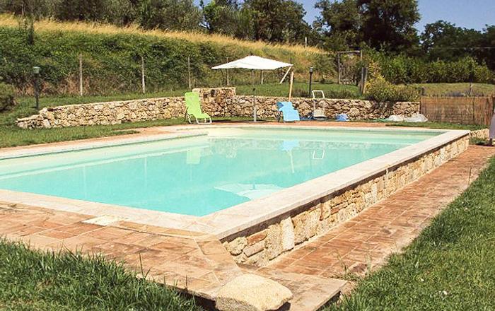 Villa Boris, Lake Trasimeno, Umbria