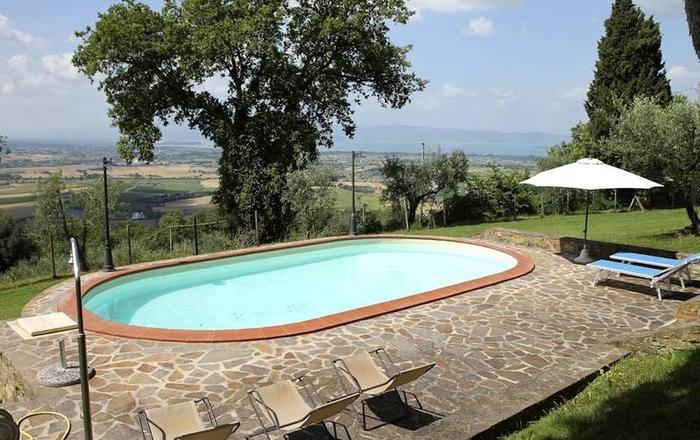 Villa Glassa, Perugia Area, Umbria