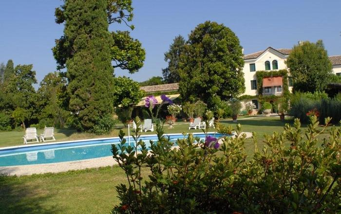 Villa Magna, Treviso Area