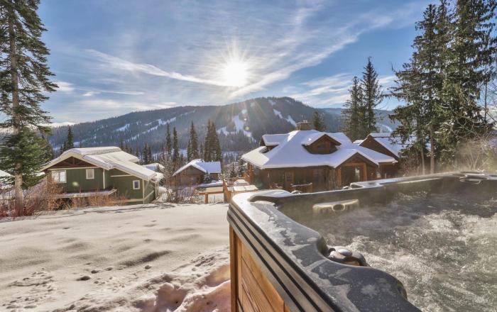 Vacation Rental Little Sundance in Sun Peaks