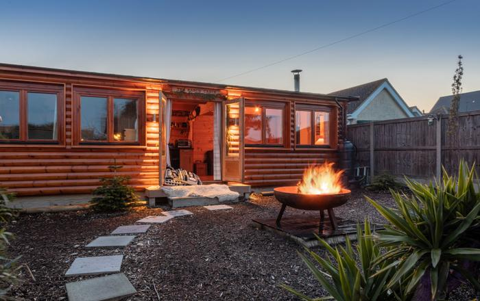 The Ranch Cabin, Whitstable