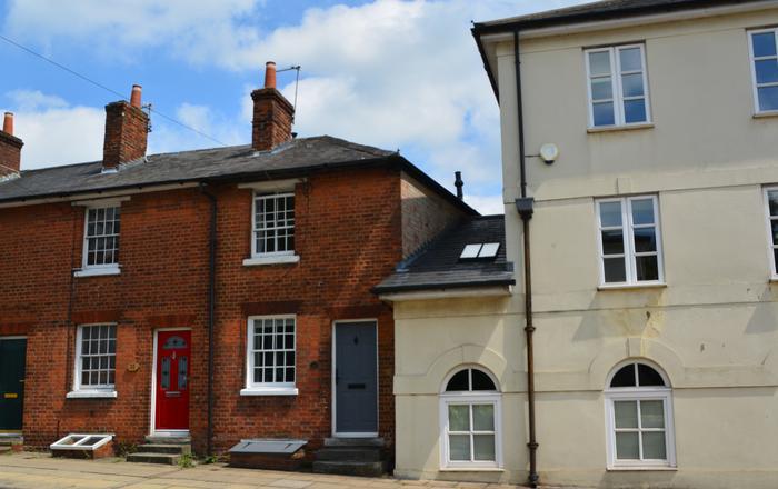 No. 32 Upper High Street - Westgate Cottage, Winchester