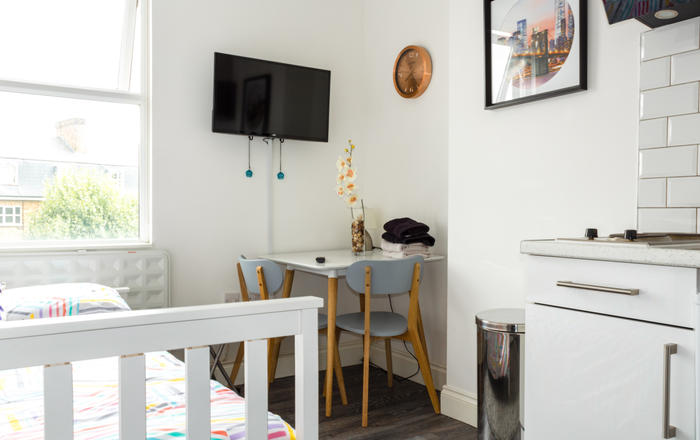 Euston Studio Apartment #6, Londra